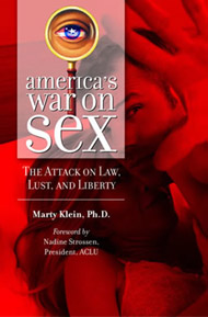 America's War On Sex book cover